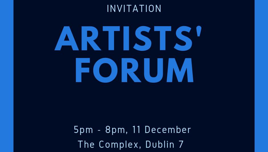 Artist Forum 2