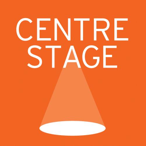 Centre Stage Logo 1 (orange)