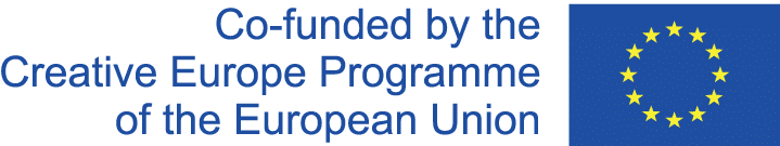Creative Europe Logo Credit English