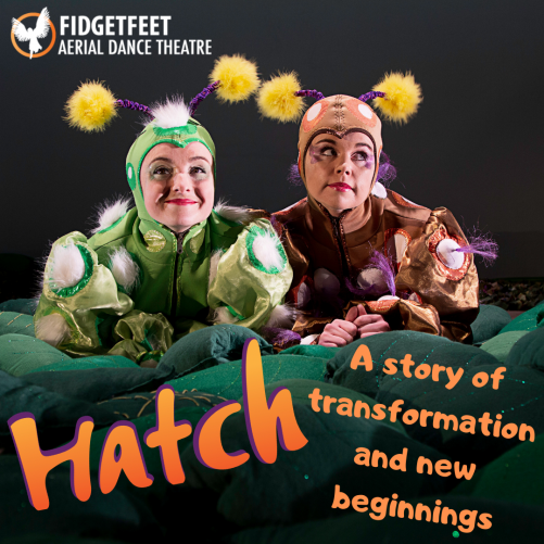 Fidget Feet's New Children's Show Hatch, Goes On Nationwide Tour In 2019