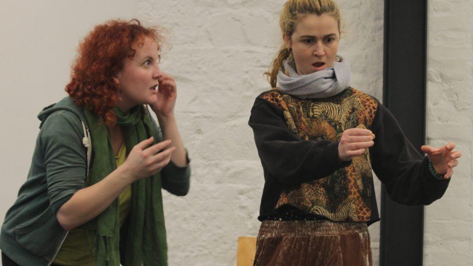 Brecht And Chekhov Workshop