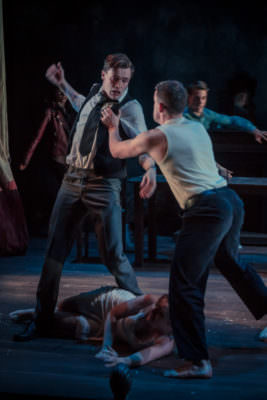 Stage Combat At The Lir Academy