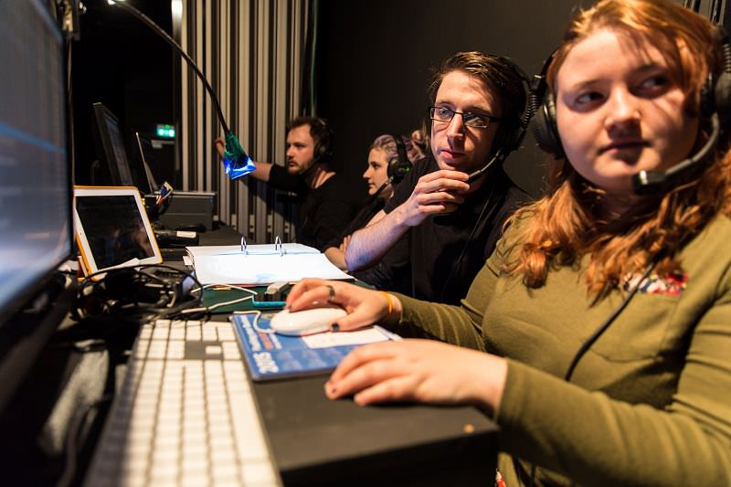 The Lir Stage Managment Course