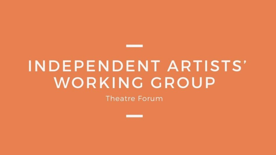 Theatre Forum Independent Artists' Working Group (1)