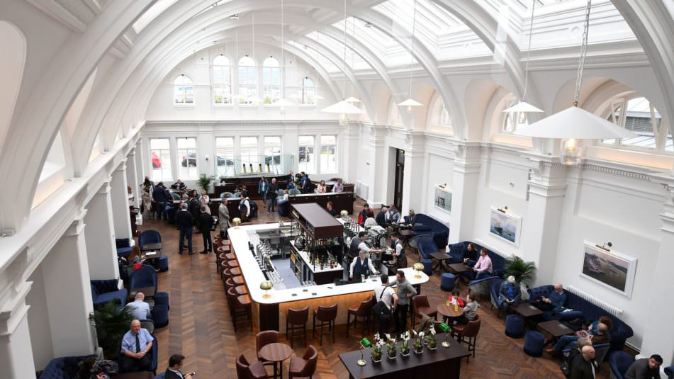 Titanic Hotel Belfast Opens 1 Lewis