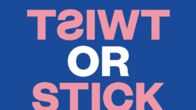 Twist Or Stick Conference Image