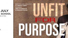 Unfit For Purpose Horizontal Banner