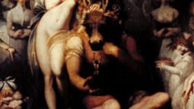Titania And Bottom C.1790 By Henry Fuseli 1741 1825